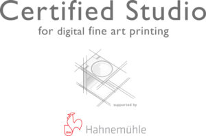 Digitalarte becomes the first print studio in Europe to be certified by Hahnemühle