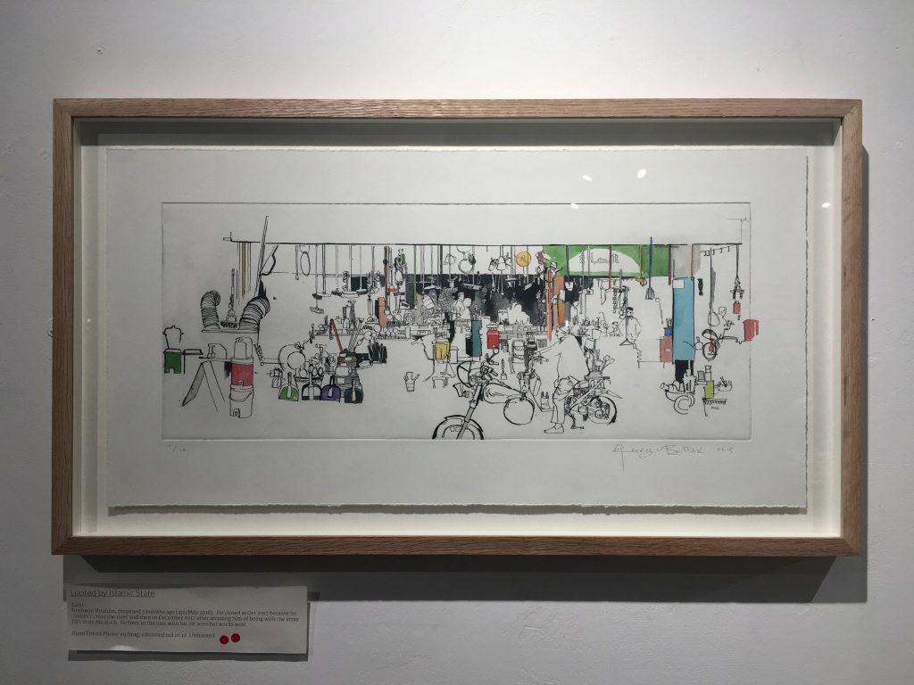 Fine art prints - George Butler Anima Mundi: Drawn Stories of Migration