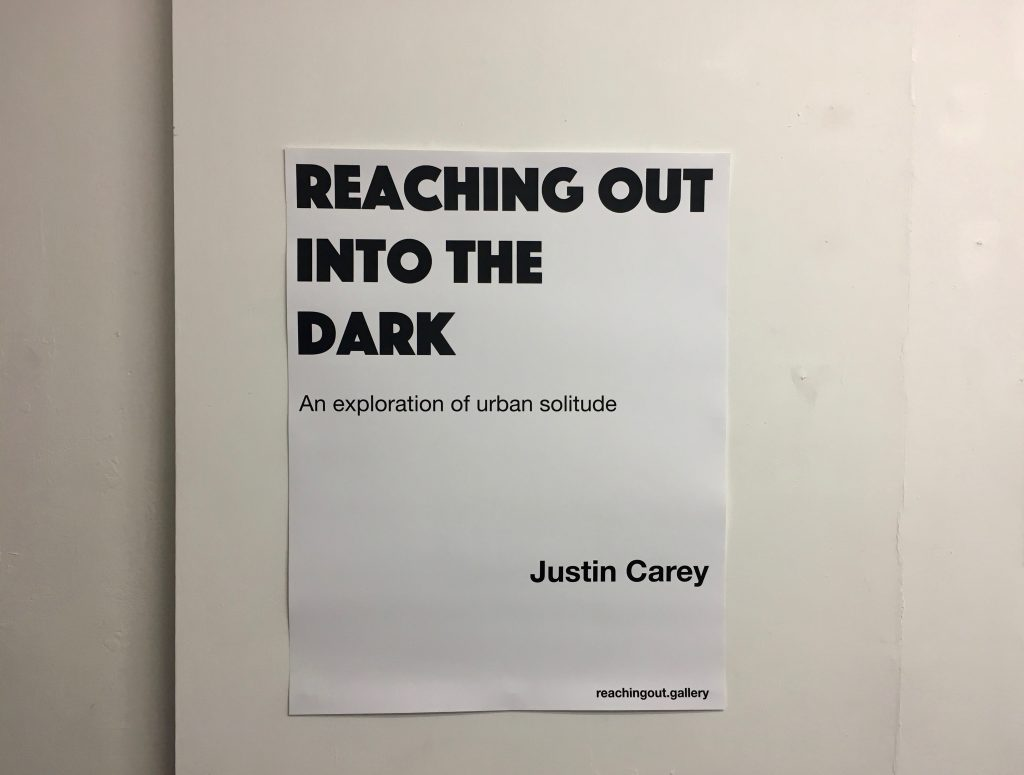 Reaching Out Into The Dark  - Justin Carey - Photo Prints