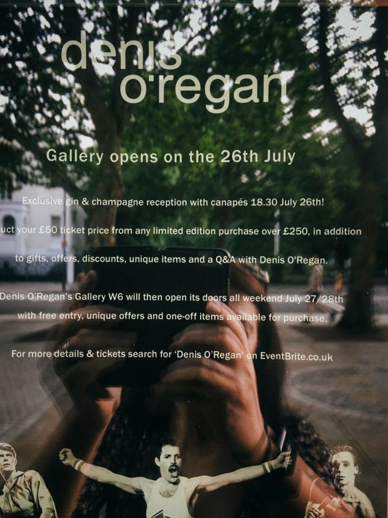 Denis O'Regan Gallery - Fine art limited edition prints