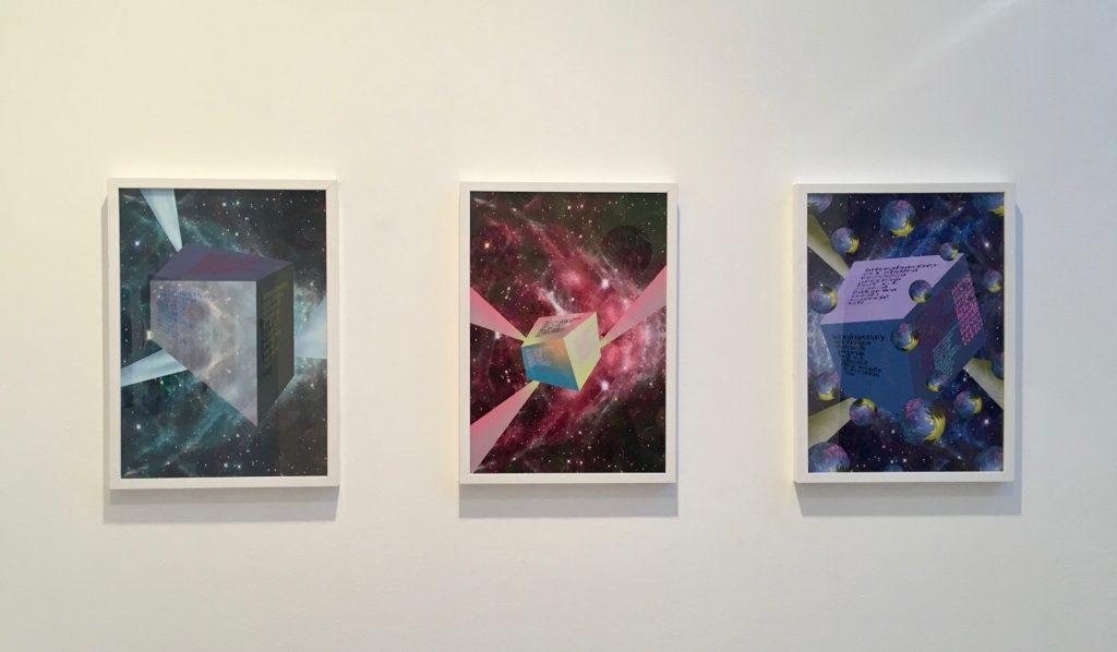 Suzanne Treister - Annely Juda Fine Art