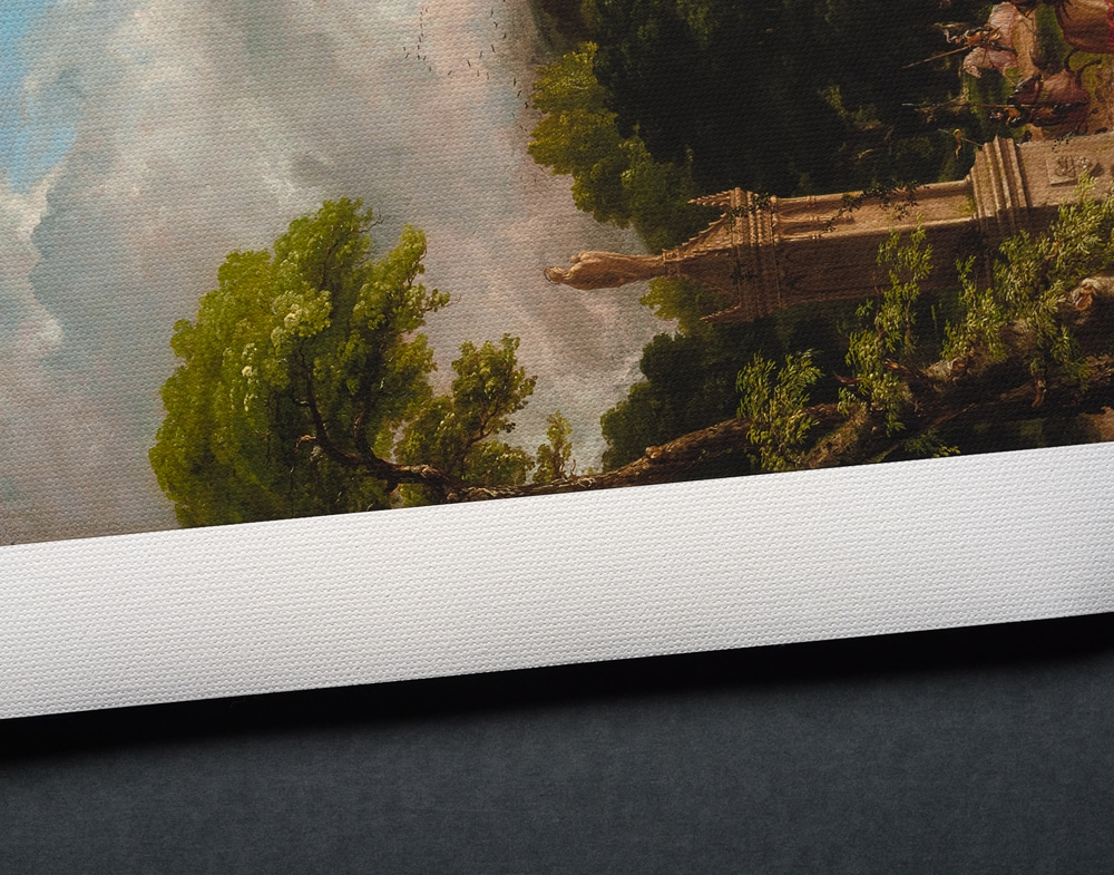 Hahnemühle Art Canvas Smooth 370gsm